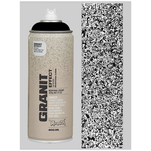 Montana Spray Can Granit Effekt 400ml Textured Spray Paint Spray Paint Countertops Spray