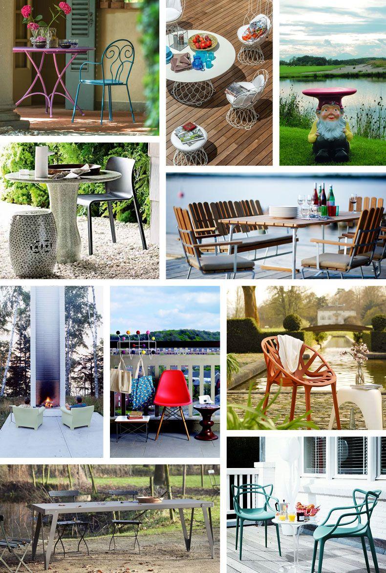Gartenmöbel bei www.flinders.de | Design Gartenmöbel | Pinterest