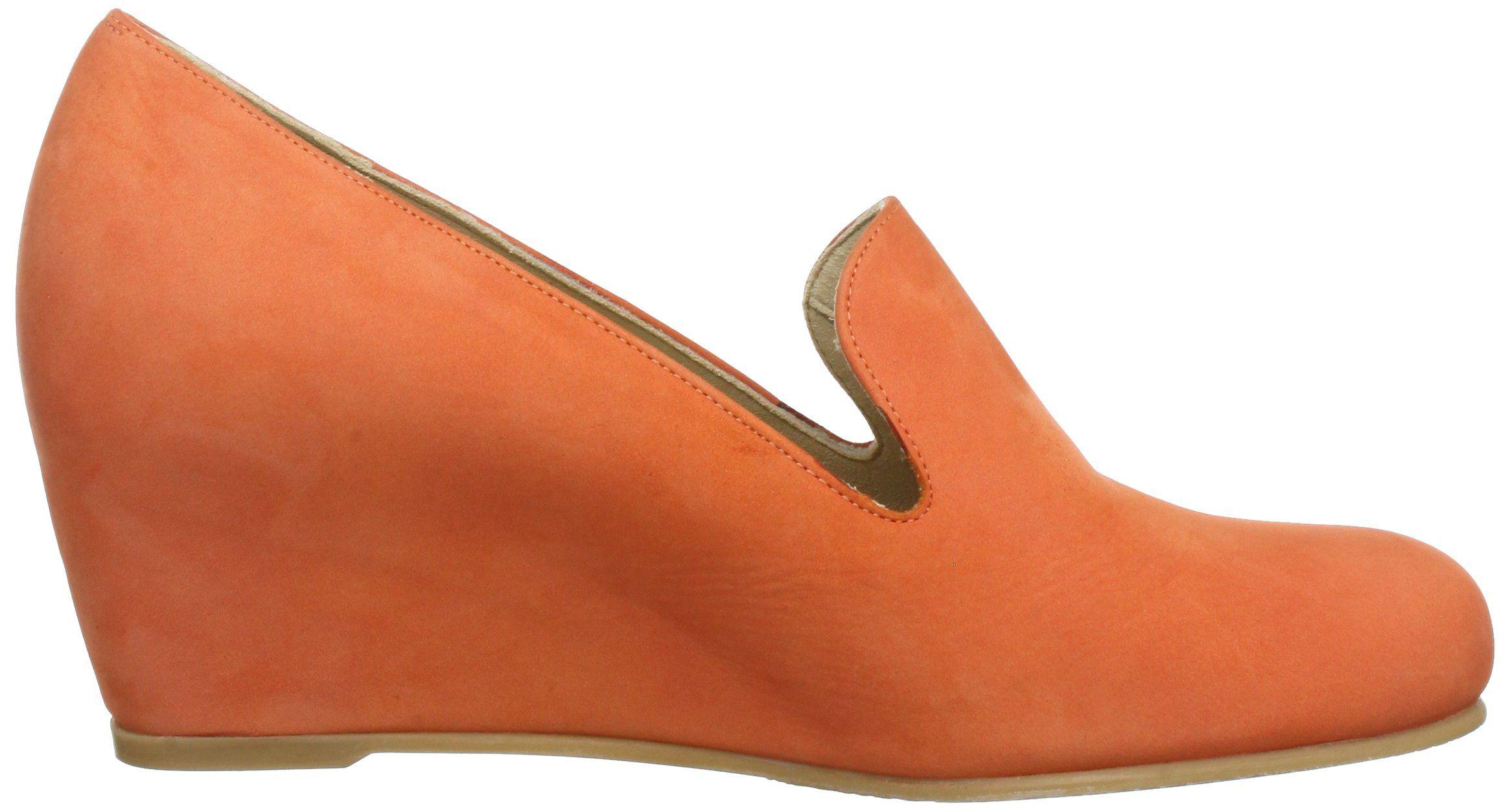 Stuart Weitzman Arise 31, Scarpe con la zeppa donna, Arancione (Orange (Canteloupe)), 41: Amazon.it: Scarpe e borse