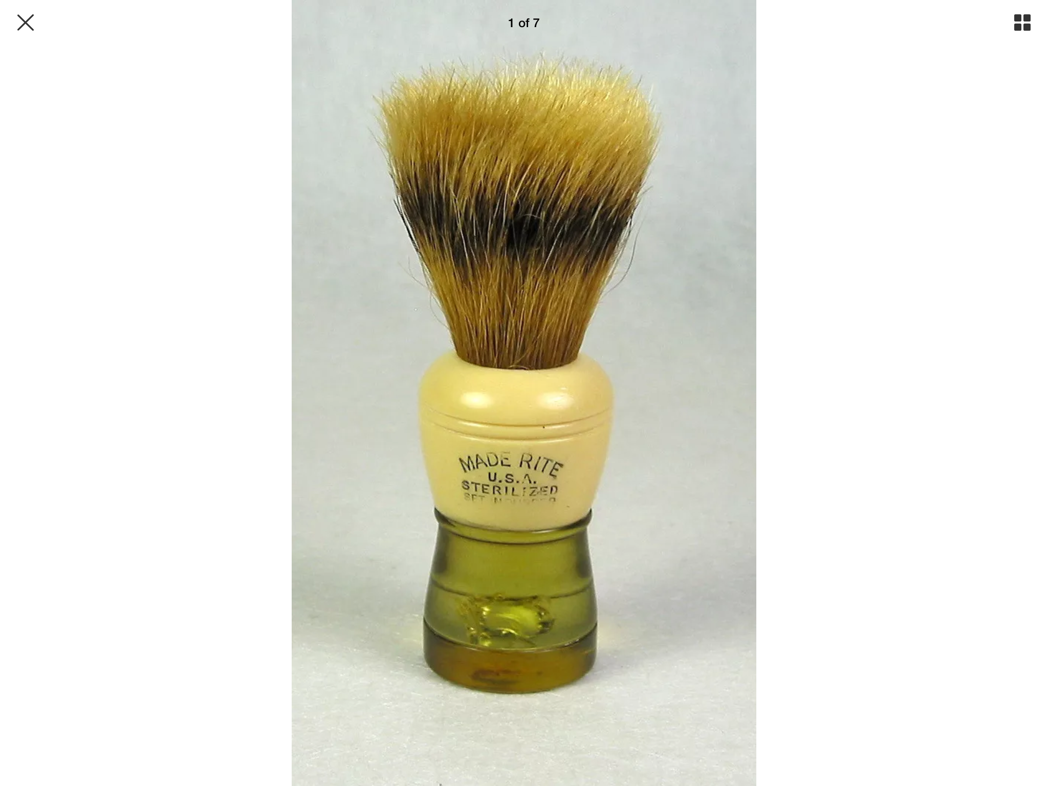Pin by Jollity on Vintage Brushes & Mens Shaving Mens