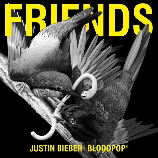 Friends Single By Justin Bieber On Itunes Https Itunes Apple