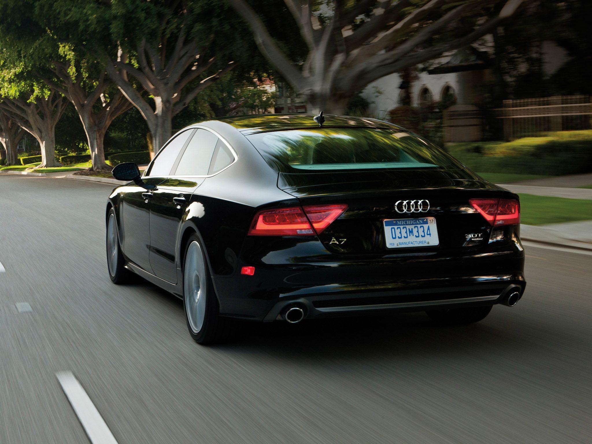 Audi A7 S Line Car Wallpaper HD http