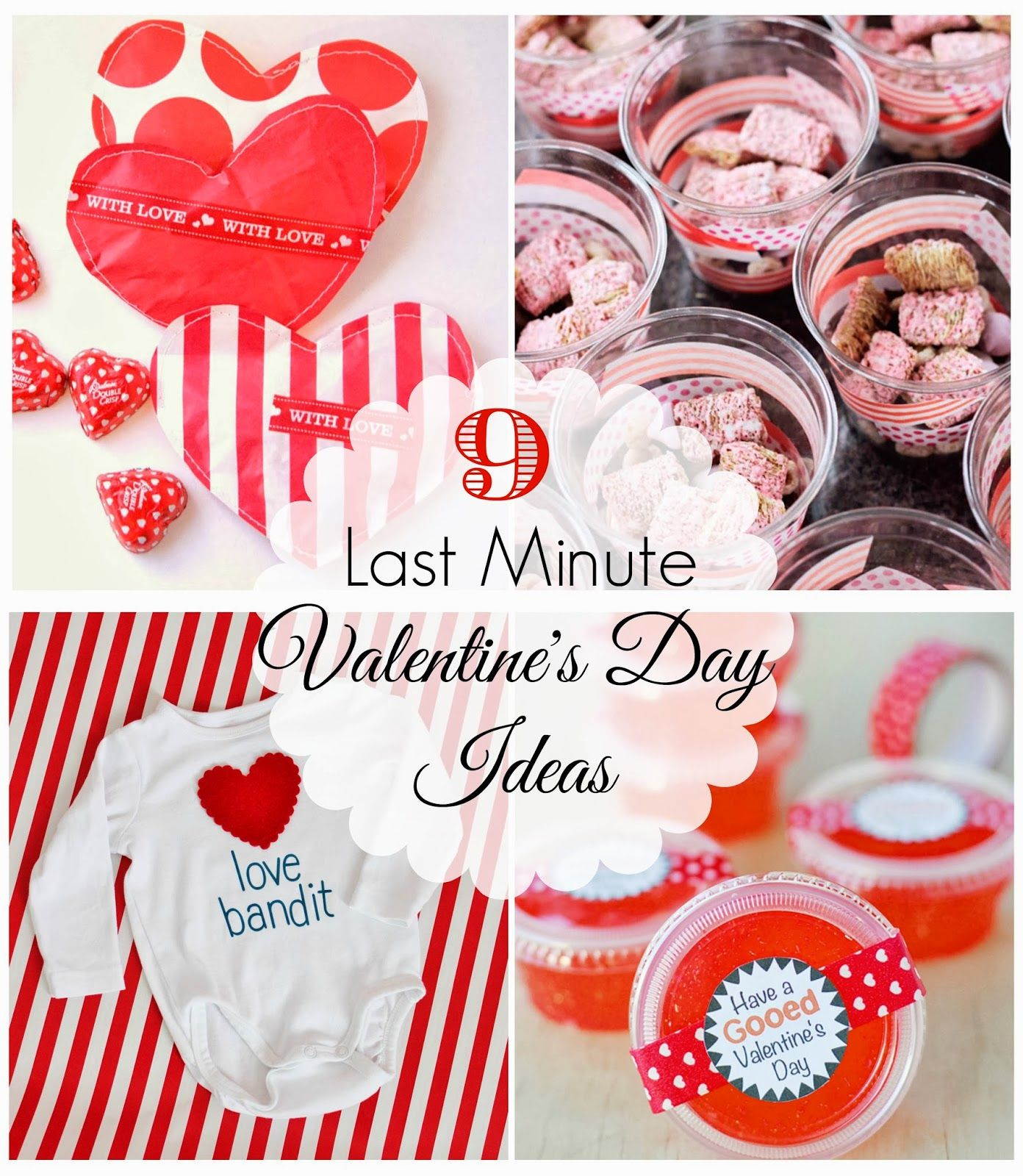 Diy 9 Last Minute Valentines Ideas Printables, Treats, And More