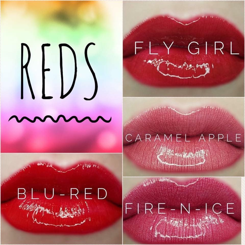 Reds Message me via my Facebook Page at www.facebook.com/Kimms-Beauty-Buzz-393917160958048/ to get yours