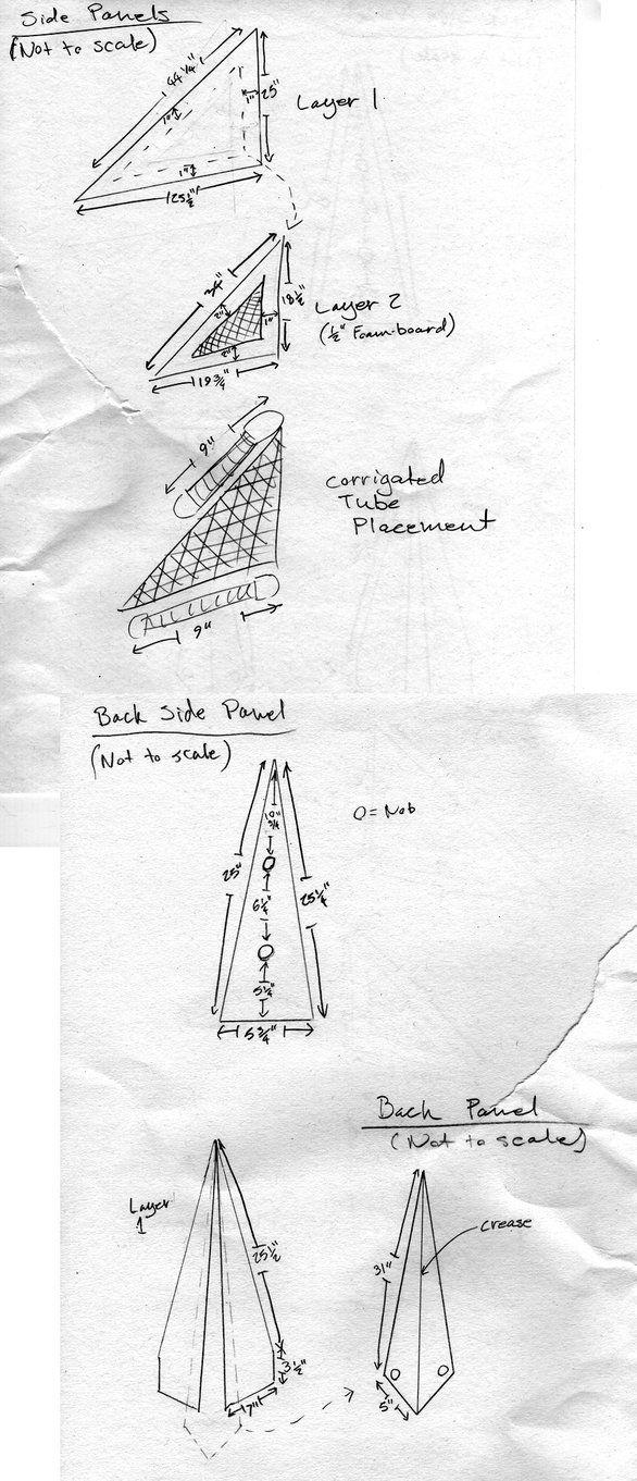 Pyramid head construction blueprintrough template adjust sizes pyramid head construction blueprintrough template adjust sizes accordingly malvernweather Choice Image