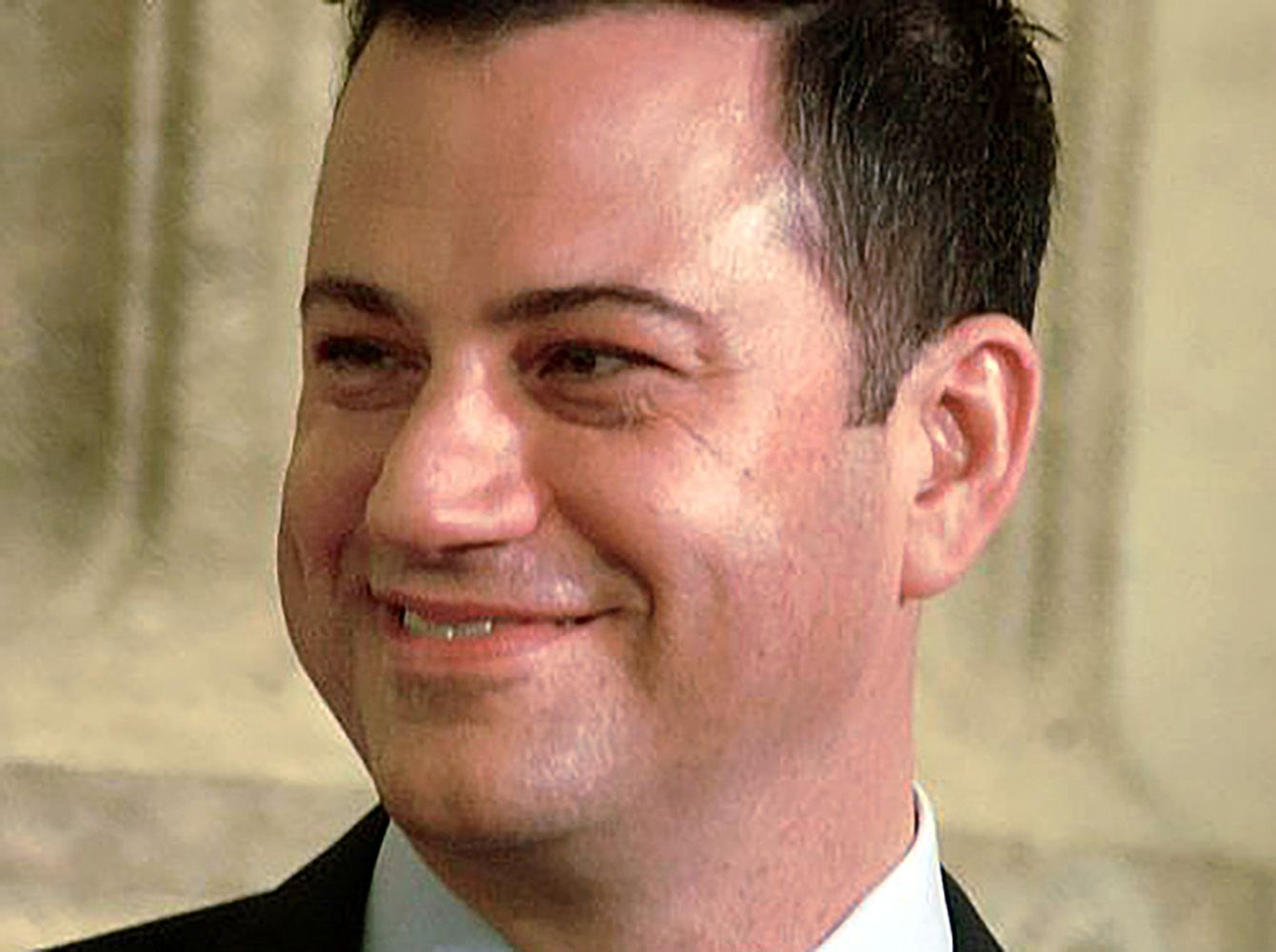 El Popular Presentador De Televisión Jimmy Kimmel Es Nuestro Top Famosos 13 De Noviembre Feliz Cumleaños