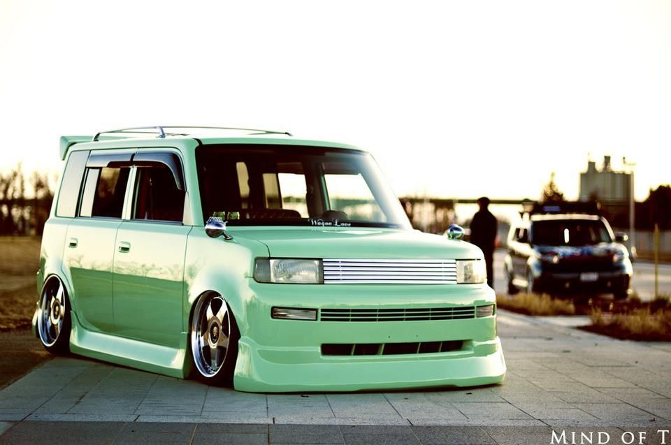 Pin By J O K E R On Hot Hatch Toyota Scion Xb Scion Xb Scion
