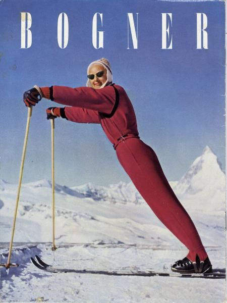 best sneakers authentic exquisite style vintage bogner - Google Search | Ogilvy Apres Ski | Vintage ...