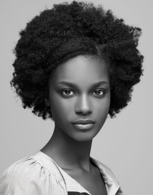 Awesome 1000 Images About Natural Nappy Hair On Pinterest My Hair Short Hairstyles For Black Women Fulllsitofus