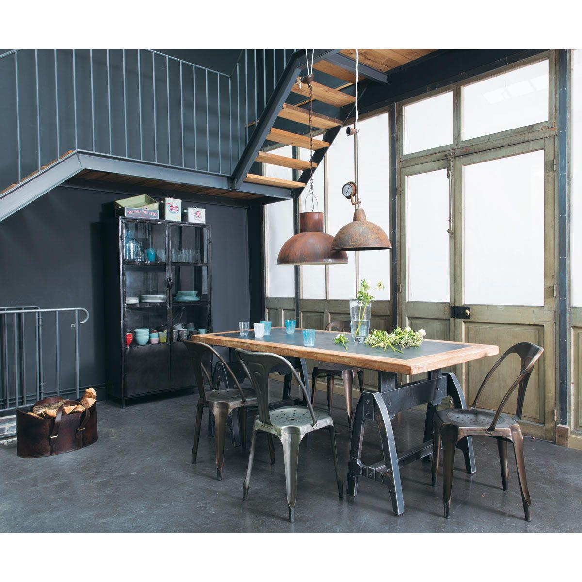 Sedute Stile industriale, Sedie, Tavoli in legno