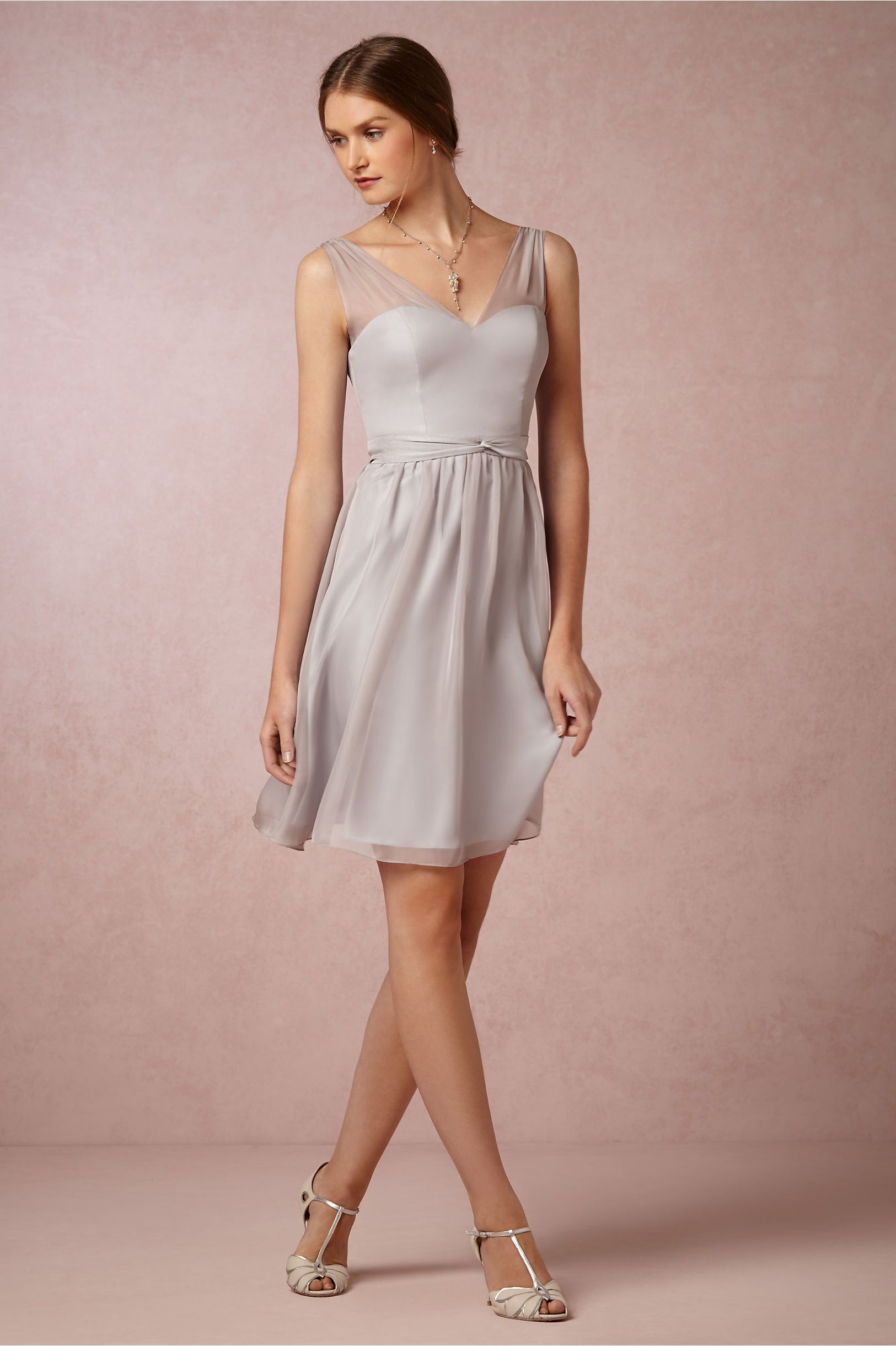 Ainsley Dress from BHLDN… I like the sleeves… sort of like yours ...