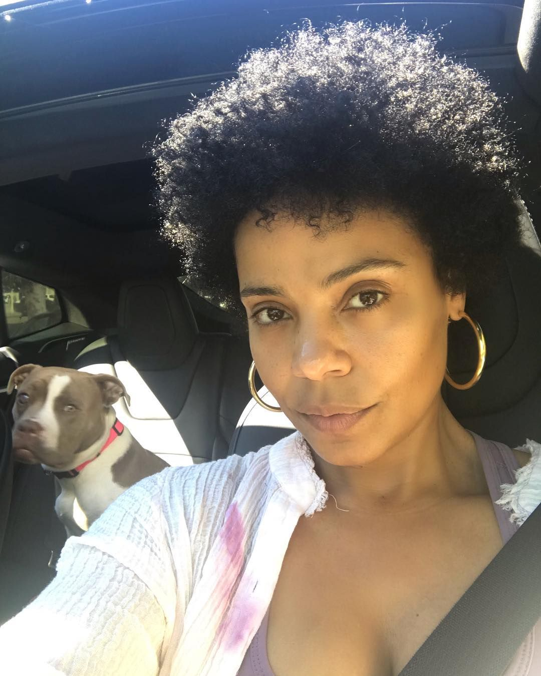 Sanaa Lathan On Instagram Just Rollin With My Bff Xenawarriorprincess Tgif Natural Hair Styles Natural Hair Inspiration Hair Beauty