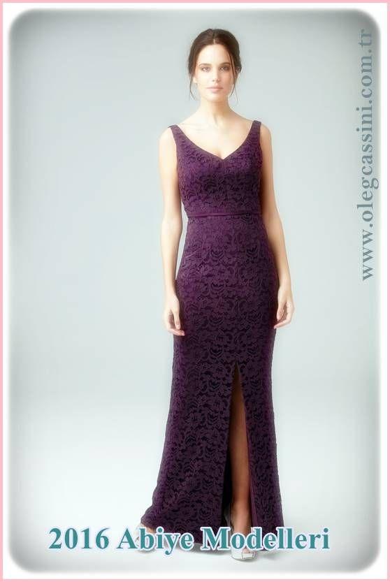 39ae4ce2ce533 Oleg Cassini 2016 Abiye Modelleri | Dresses | Pinterest | Dresses