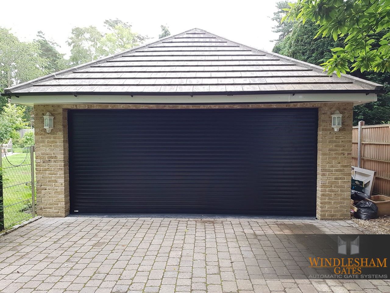 Insurance Approved Garage Roller Door Installation In Camberley