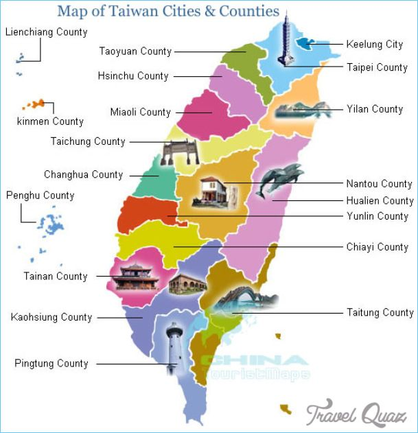 taipei map tourist attractions httptravelquazcomtaipei map tourist attractions 2html