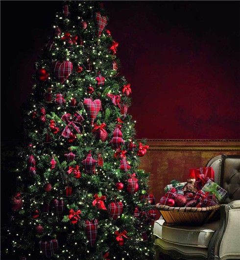 4 ideas para decorar el rbol de navidad rboldenavidad decoracin