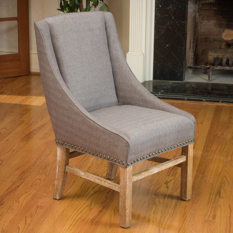 Busch upholstered dining chair dining chairs fabric