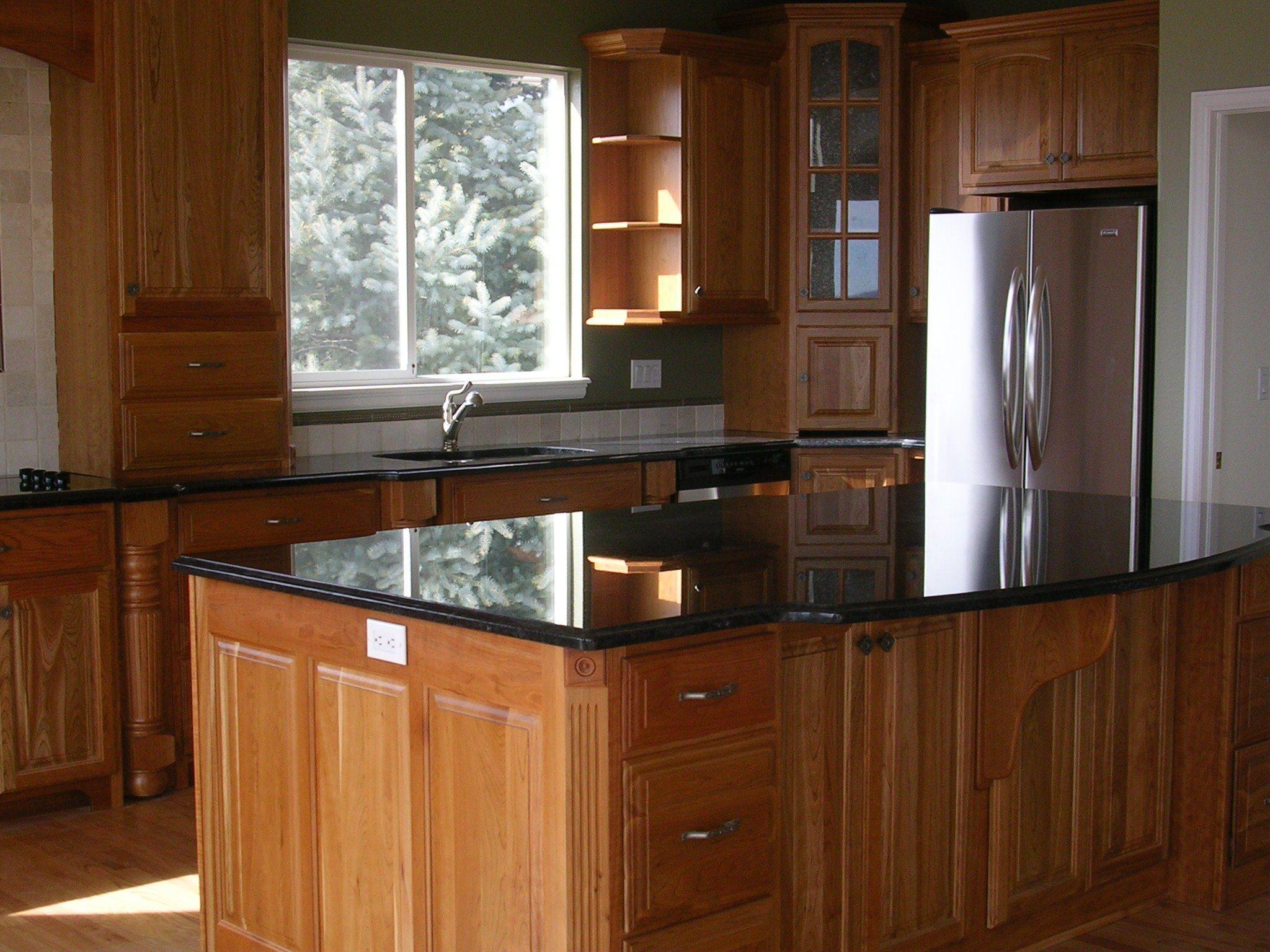 Cherry Amish Cabinets Of Denver Kitchen Cabinet Design Kitchen Design Amish Kitchen Cabinets