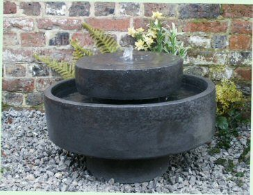 Water Features For The Garden | Millstone Garden Water Feature. This Simple Garden  Water Feature