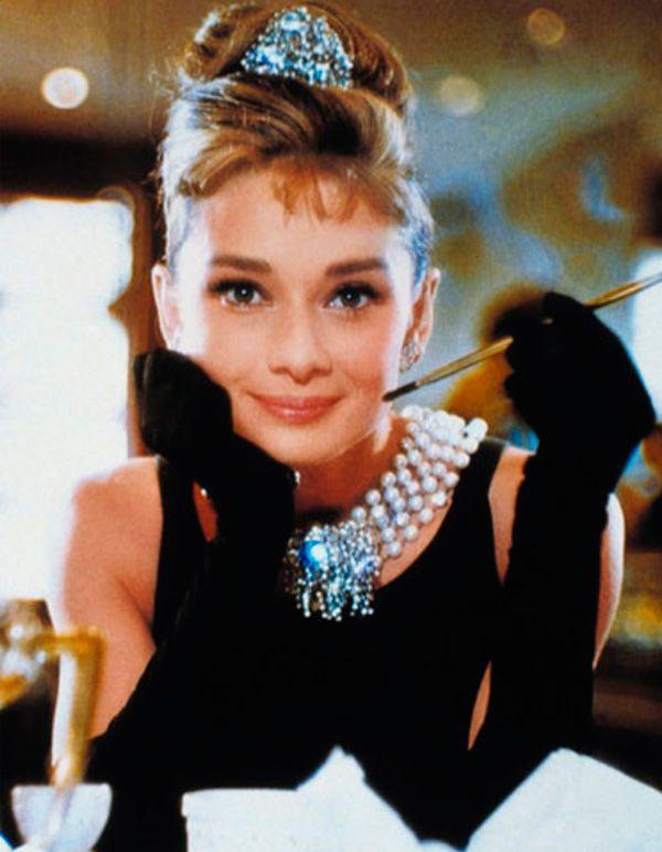 Fantasia de Audrey Hepburn para o Carnaval