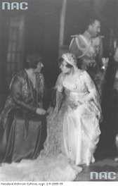 Princess Cecylia Lubomirska Married 15 September 1932 In Krakow
