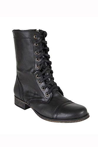 9 Stylish Boots To Keep You Warm When The Temperature Dips #refinery29/Steve Madden