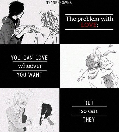 Manga Quotes, Love Quotes