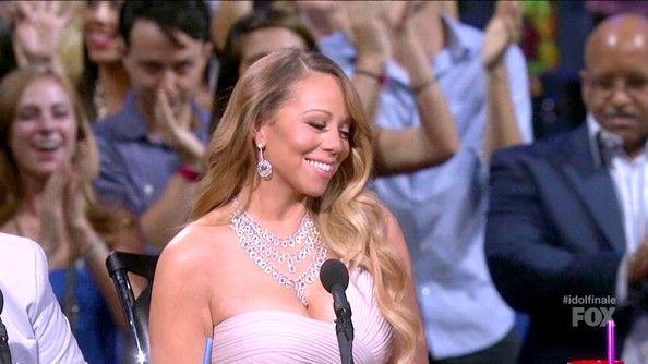 Mariah Carey Photos Photos American Idol Season 12 Episode 36