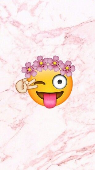 Image about pink in emoji by star_girls123 on We Heart It