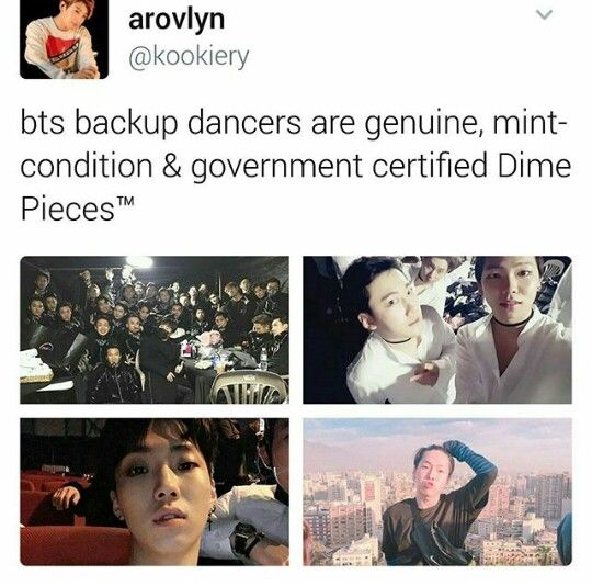 Yo Bts Backup Dancers Are So Much Hotter Than I Expected Them To Be Bts Bts Memes Bts Boys