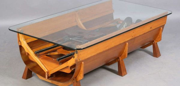 rowing boat furniture | barcos | pinterest | boating and