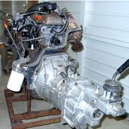 VW Engine & transmission packages: Samurai, Sidekick/Tracker and