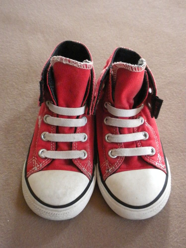 converse fille taille 25