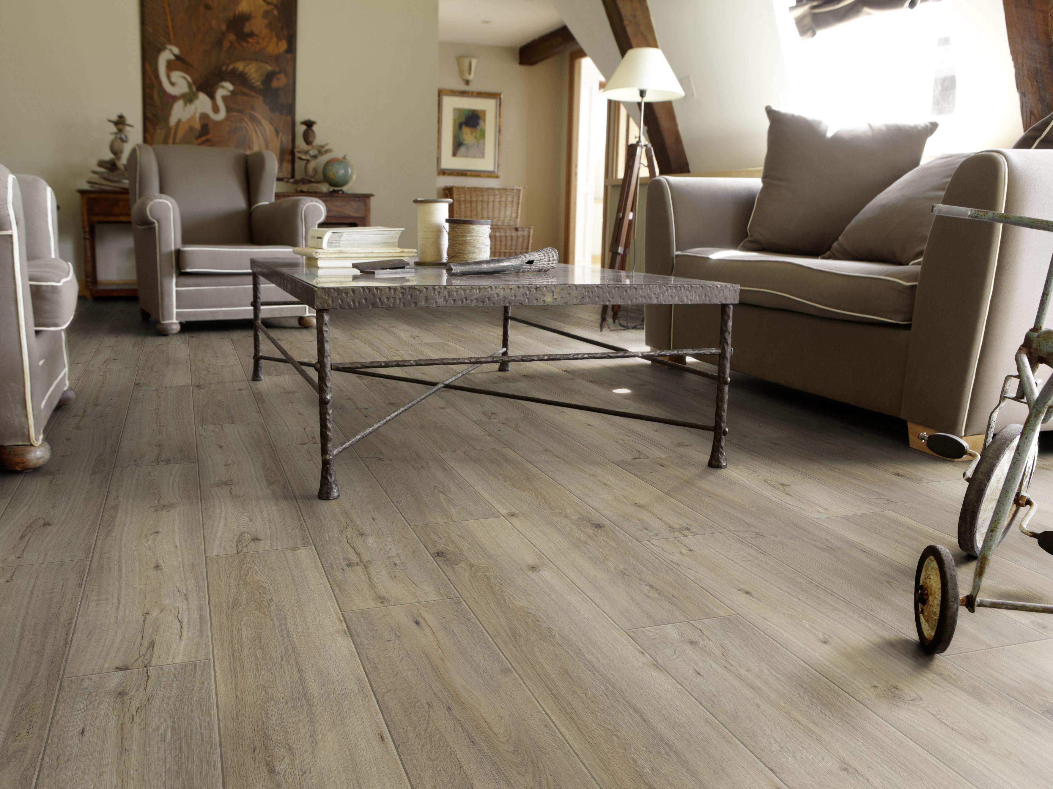 Starfloor click Rovere Soft light grey #pavimenti #soggiorno ...