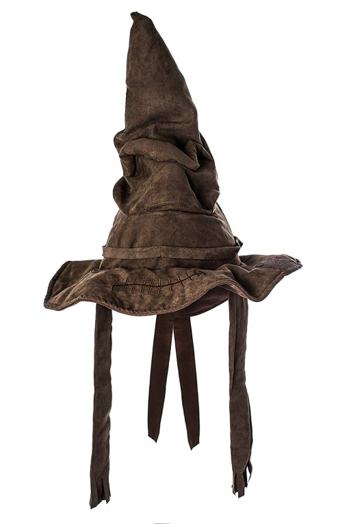Harry Potter Sorting Hat Clipart : harry, potter, sorting, clipart, Harry, Potter:, Talking, Sorting, Replica, Potter, Gifts