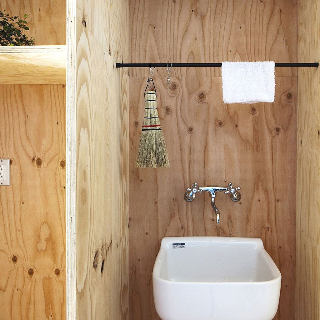 Bathroom Japanese cool timber bathroom design in the ant house | house | pinterest