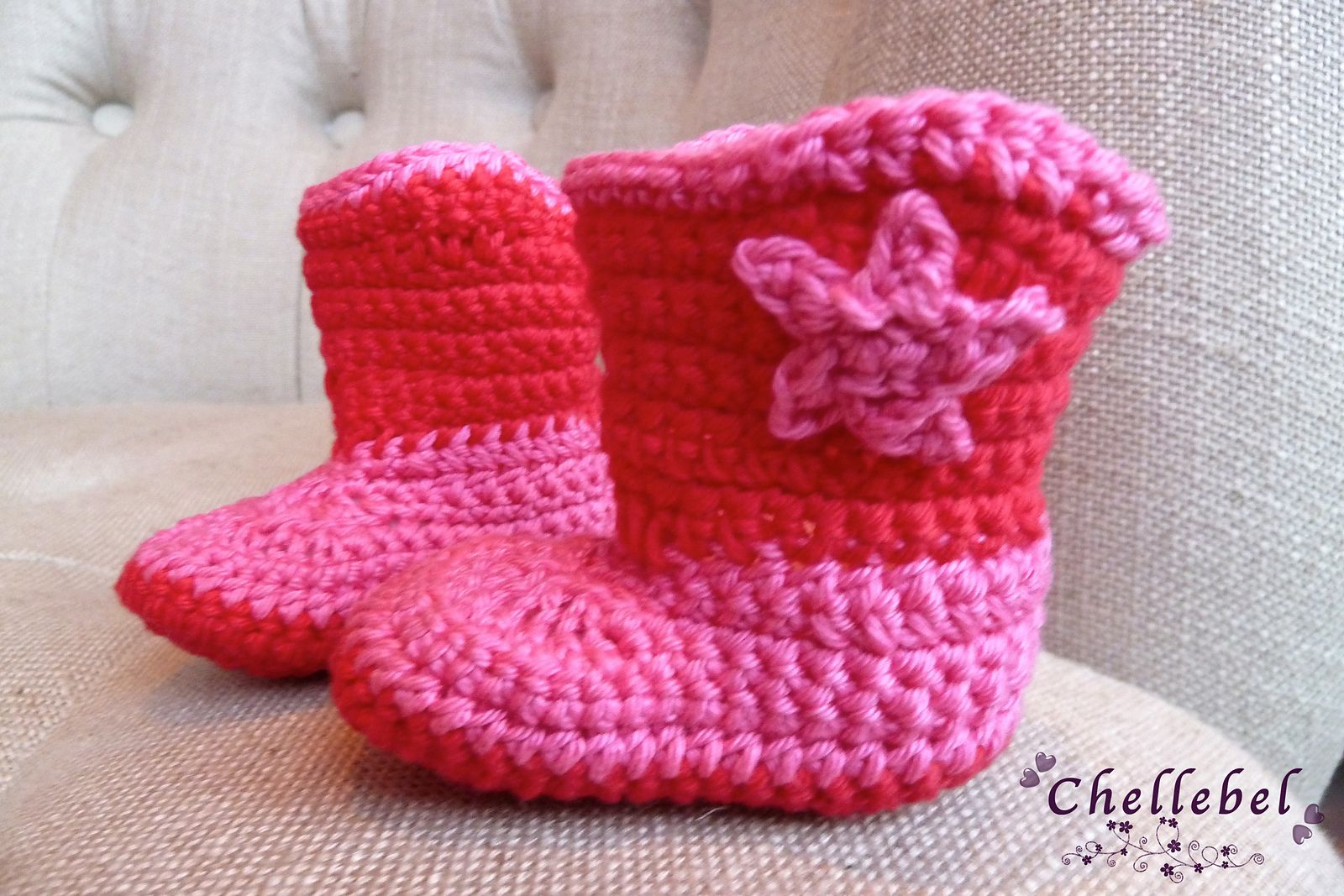 Baby Boot Scoot\'n Boots pattern by Elizabeth Alan | Baby cowboy ...