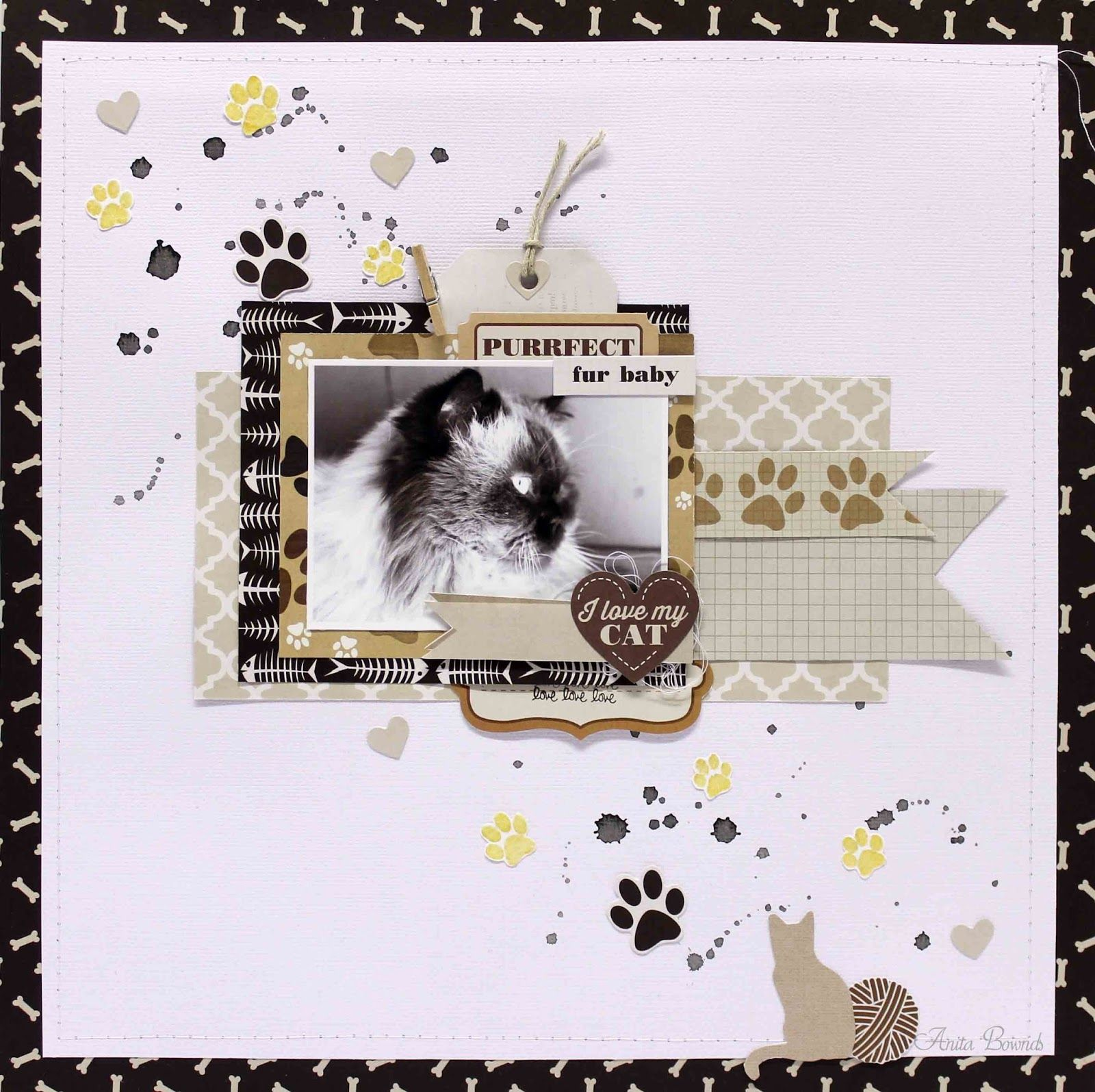 Neat and Crafty: Furry Friends - furry friends