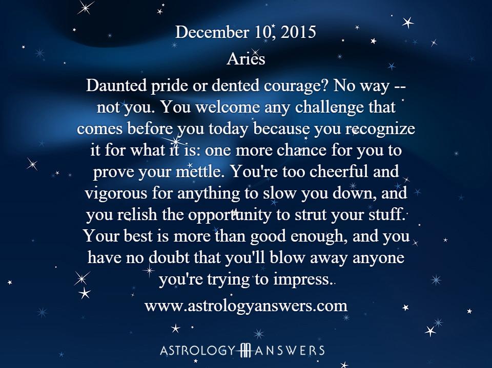 More in Horoscopes