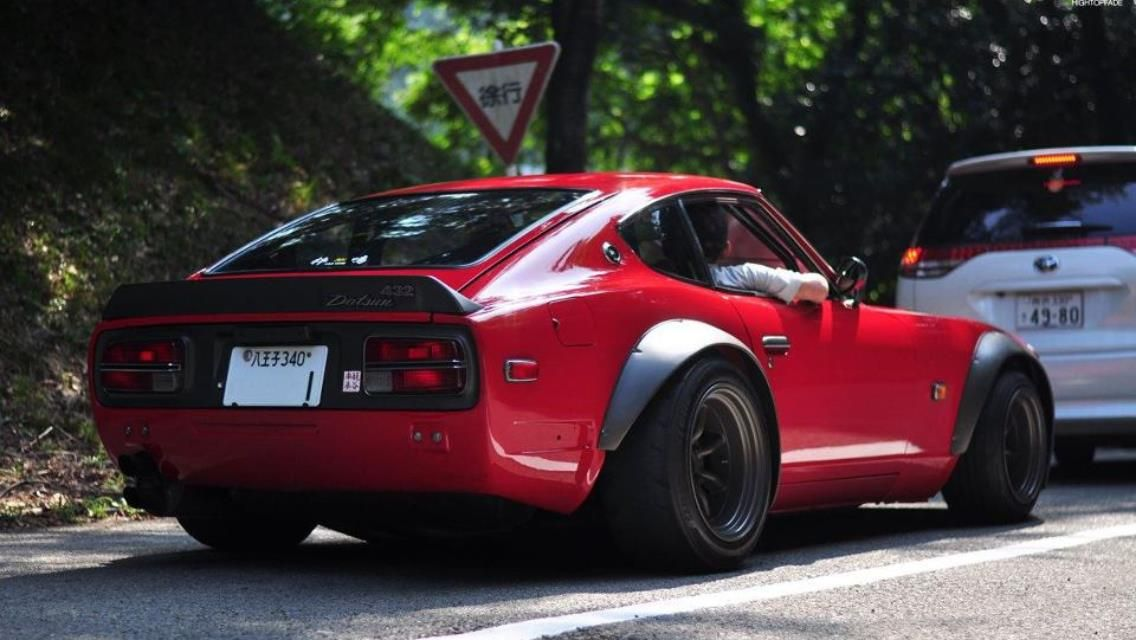 Etonnant Big Flares, No Rear Bumper... Thatu0027s Whatu0027s Up | Jap Crap | Pinterest | Cars,  Jdm And Datsun 240z