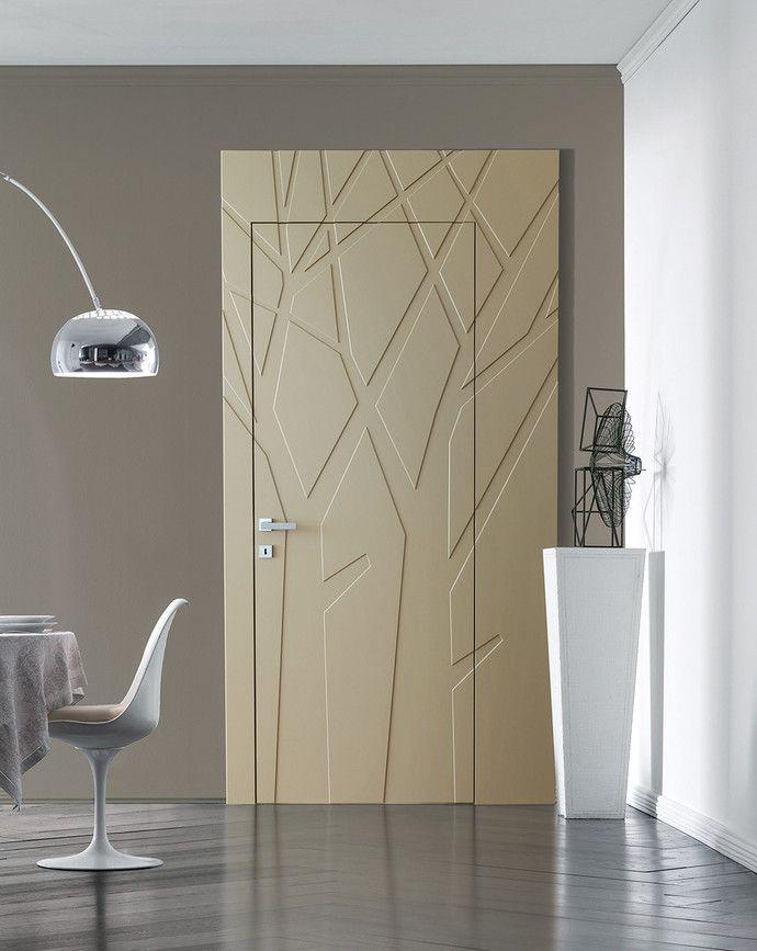 Pin auf Türen