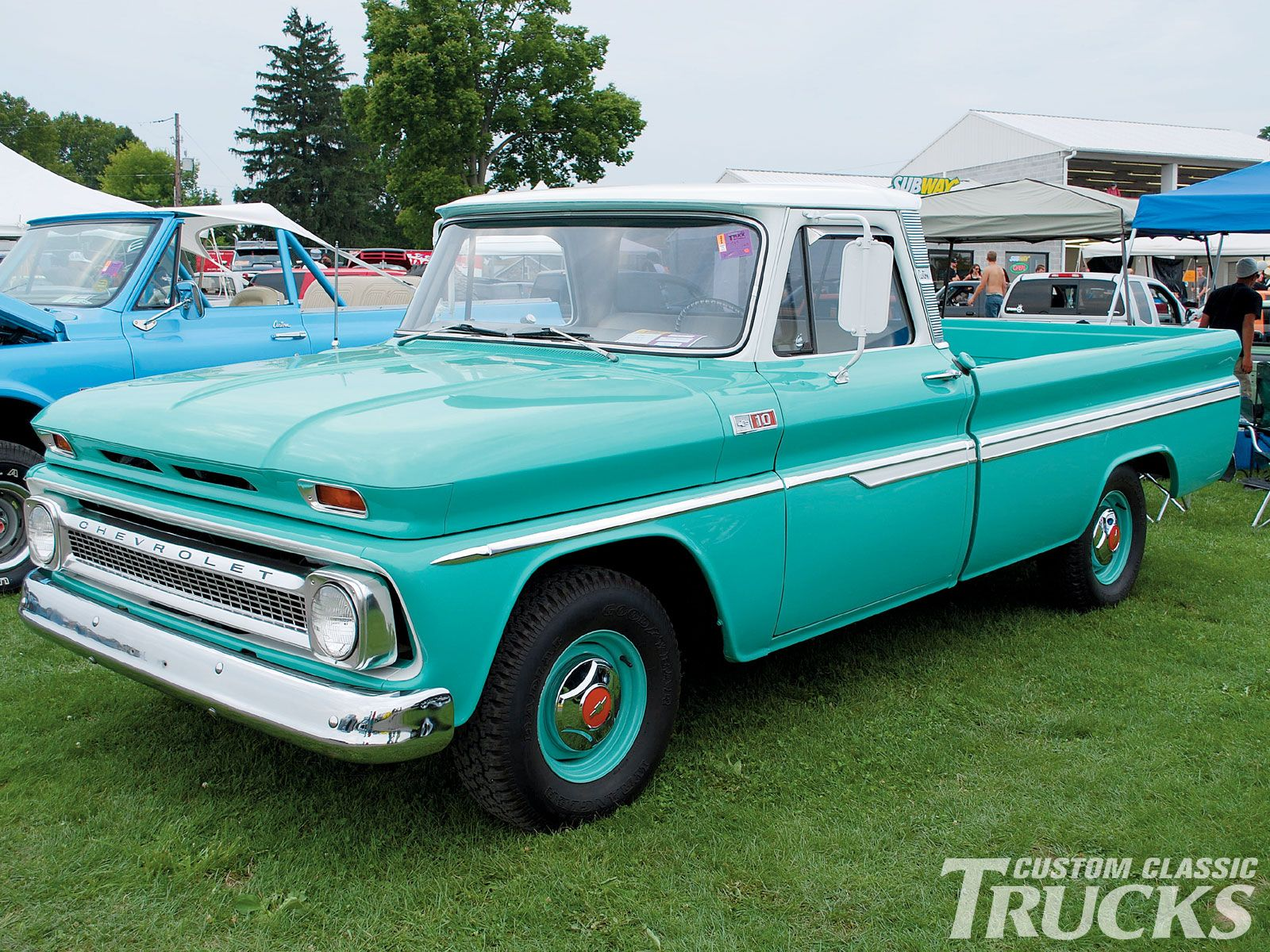 1966 Gmc Truck Interior - Viewing Gallery | '64-'66 chevy