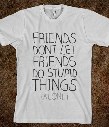 every best friend needs this | Totally Tacky T-Shirts! | Pinterest ...