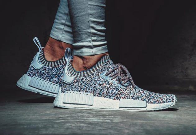 74ba2012f After being teased on Instagram the adidas NMD Color Static