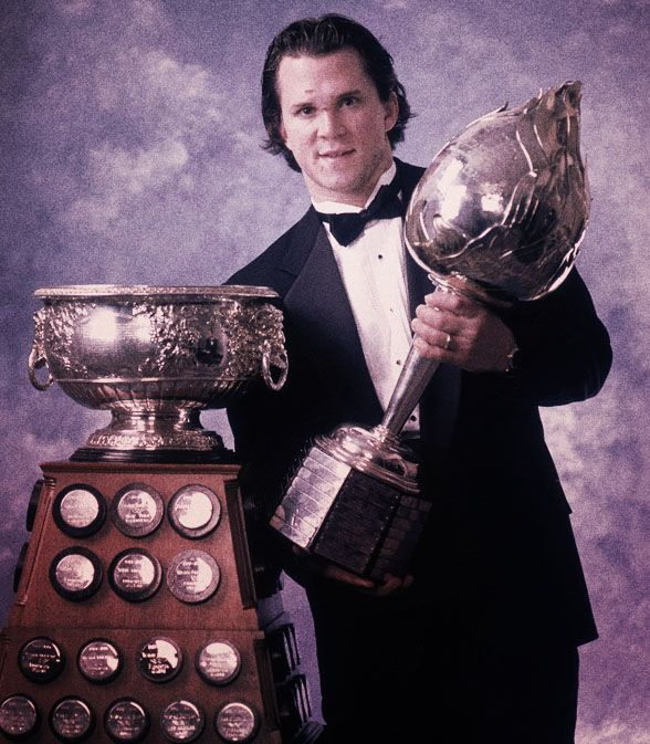 Bolts Sweep Awards | June 10, 2004 – The Lightning win big at the NHL Awards Show in 2004. Martin St. Louis becomes the first player in franchise history to win the Hart Trophy (NHL MVP), Lester B. Pearson Award (NHL MVP, as voted on by the NHL Players Association) and the Art Ross Trophy (NHL's leading point scorer). John Tortorella wins the Jack Adams Award as the league's top coach and Brad Richards earns the Lady Byng Memorial Trophy for displaying qualities of sportsmanship on the ice.