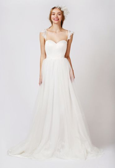 Ballerina Inspired Wedding Gowns | Corset tops, Ballerina and Gowns