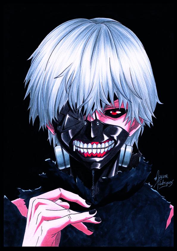 Pin En Tokyo Ghoul