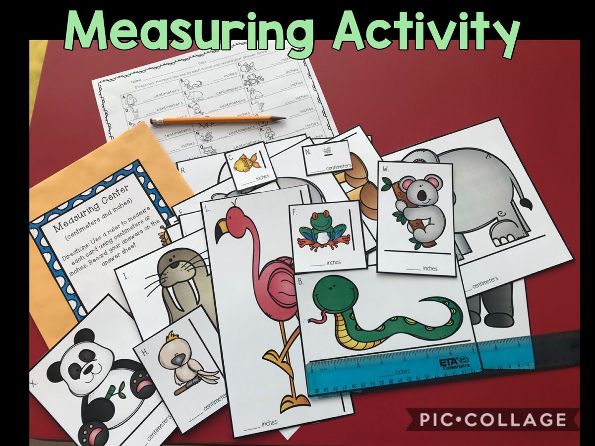 Measuring Center And Activity