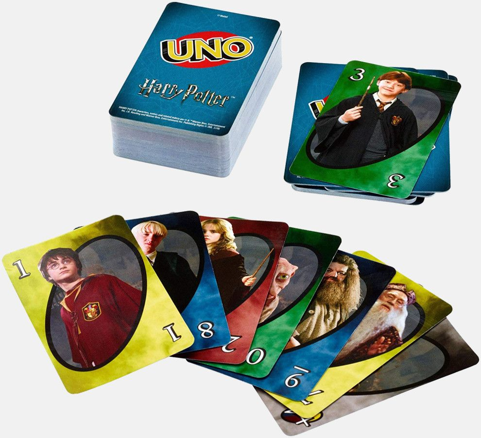 harry potter trading card game rules