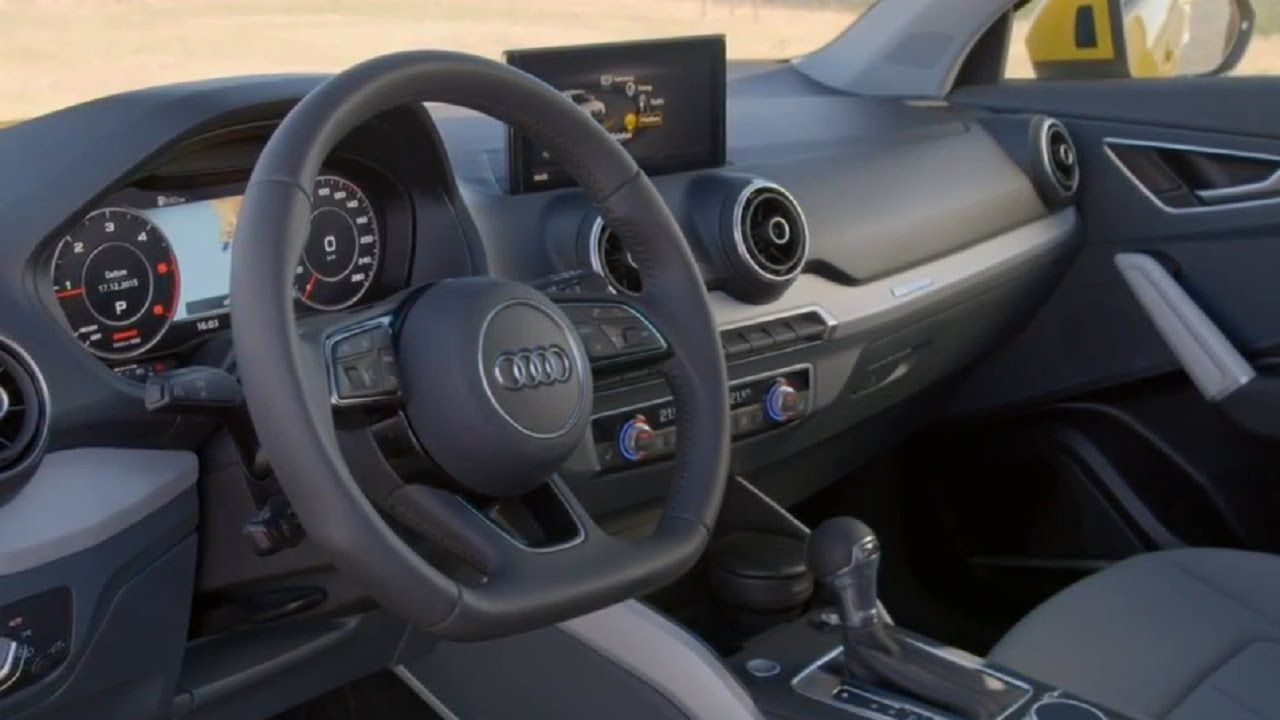 2017 Audi Q2 Interior Audi Q2 Interior Audi Interior